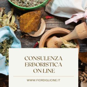 CONSULENZA ERBORISTICA DOTT.SSA AMBRA CENTRA FIOR DI GLICINE